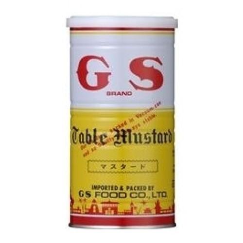 GSマスタード缶