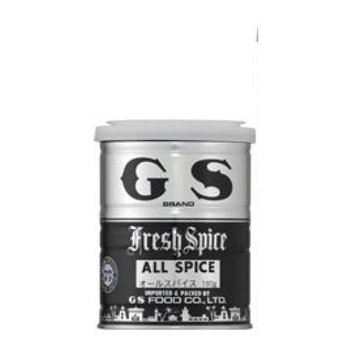 GSオールスパイス缶
