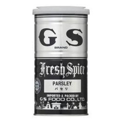 GSパセリ缶