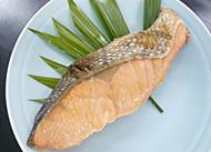 冷凍 銀鮭塩焼 60g 10枚入