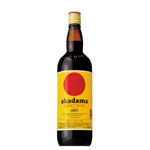 赤玉スイートワイン赤1800