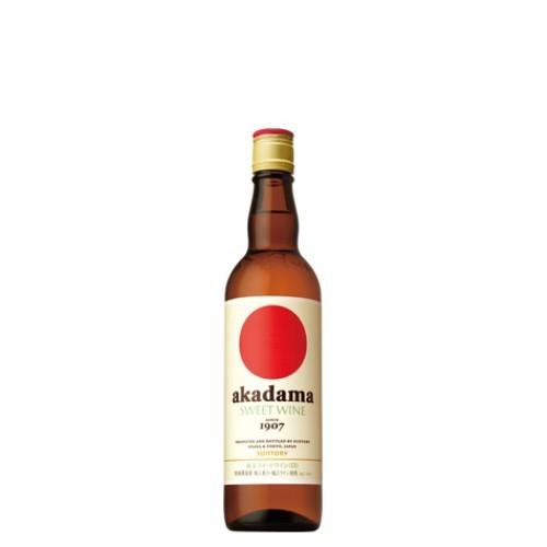 赤玉スイートワイン白