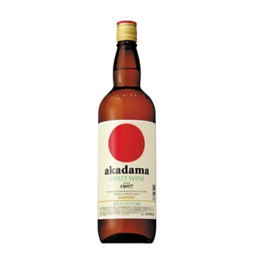 赤玉スイートワイン白1800