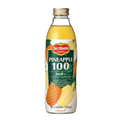 デルモンテ パイナップルジュース