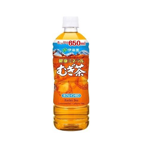 伊藤園健康ミネラル麦茶650ml