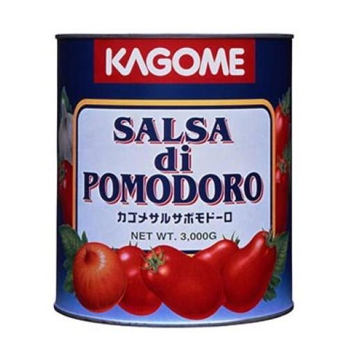 カゴメサルサポモドーロ1号缶
