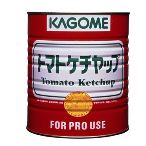 カゴメ業務用トマトケチャップ特級1号缶