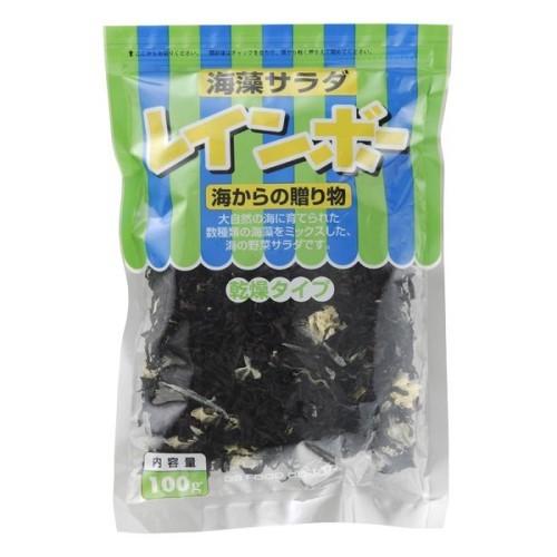 海藻サラダレインボー