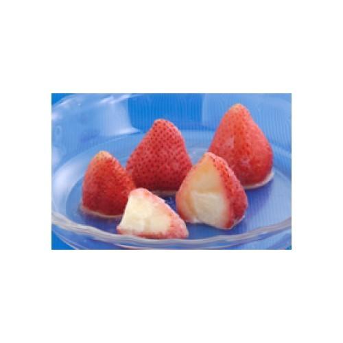 カノヤ春摘み苺アイス
