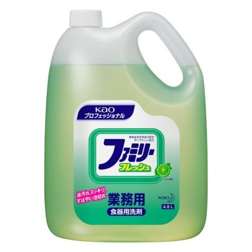 花王ファミリーフレッシュ4.5L