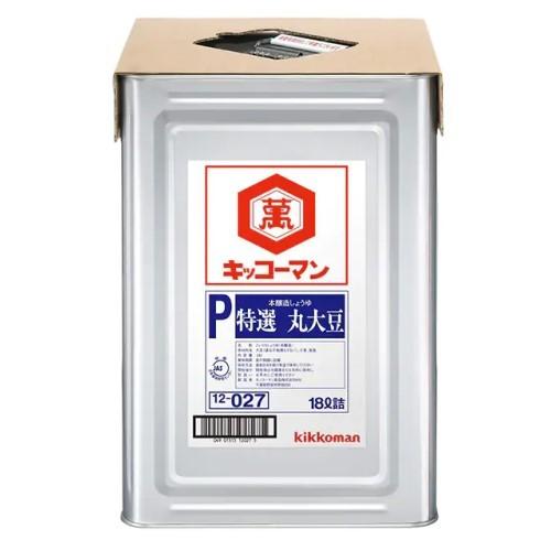 キッコーマンP特選丸大豆しょうゆ