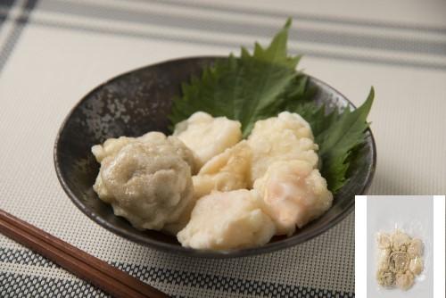小海老椎茸天ぷら