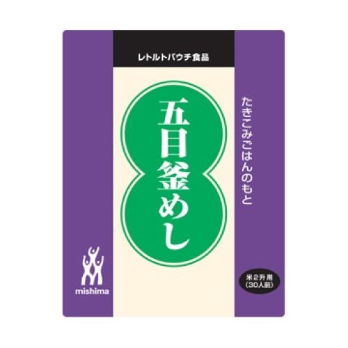 三島食品 五目釜飯