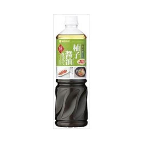 ミツカン香味和ドレ柚子醤油仕立て1L