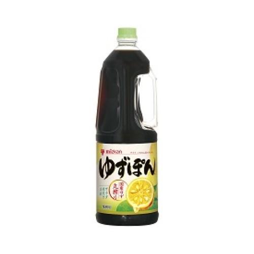 ミツカンゆずポン酢1.8L