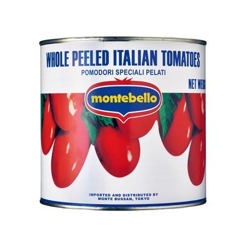 モンテベッロホールトマト