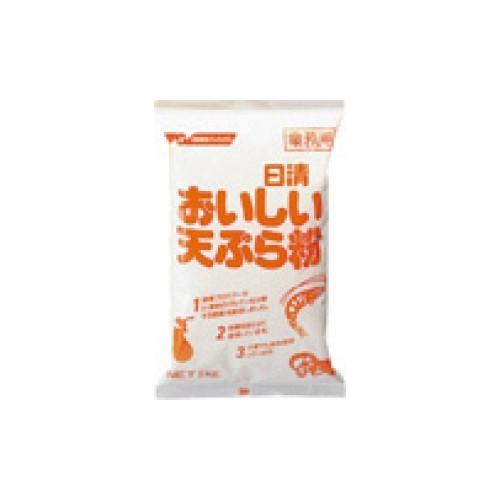 日清おいしい天ぷら粉