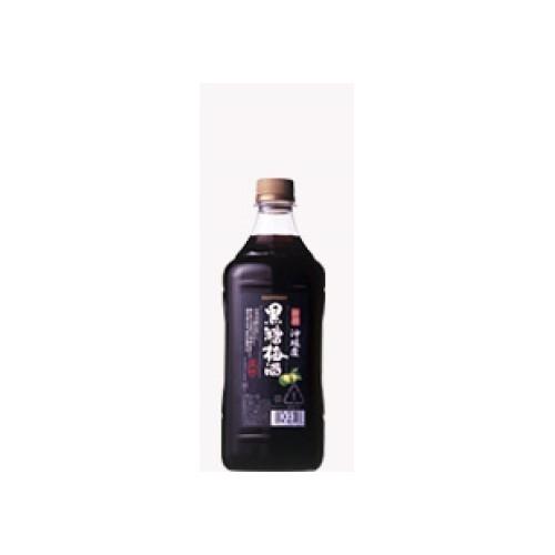 サントリー特選 沖縄黒糖梅酒