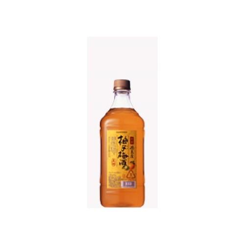 サントリー徳島産柚子梅酒
