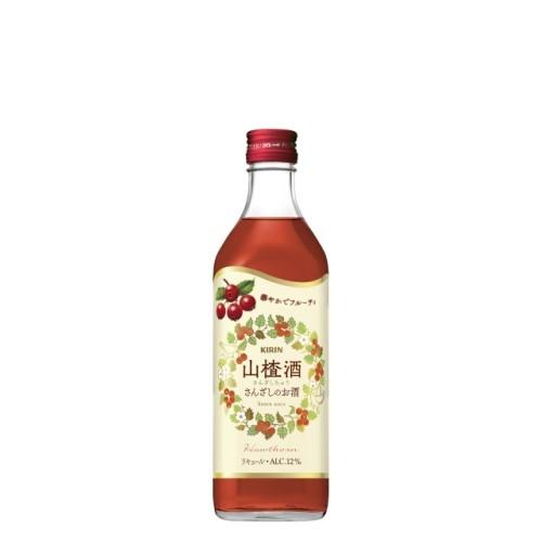 サンザシ酒