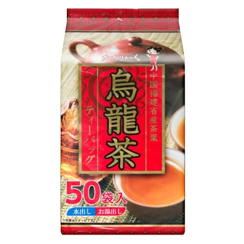 宇治盛徳ウーロン茶