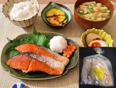 銀鮭塩焼き2