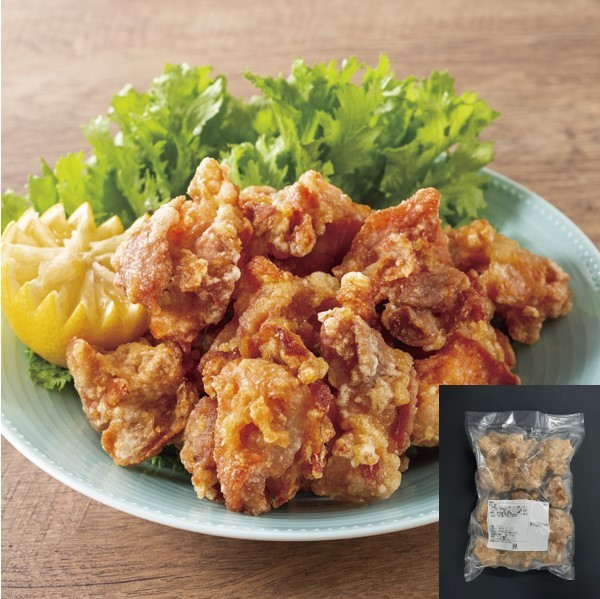 ジューシー鶏モモ唐揚げ